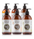 6 savons noirs bain douche Theophile Berthon