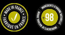 Duo logos naturels Théophile Berthon
