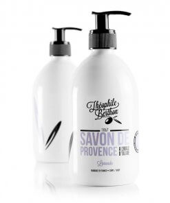 Duo Savon de Provence shower gel. 80% olive oil. Lavender.