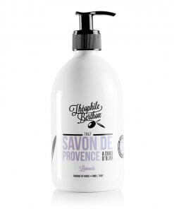 Savon de Provence shower gel. 80% olive oil. Lavender.