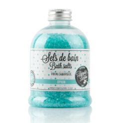 Camargue bath salts. Opium