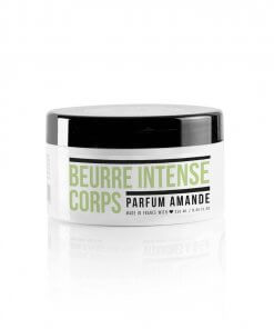 Intense body balm enriched with 6 natural active ingredients such organic Olive oil. Almond. Théophile Berthon