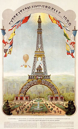 Exposition universelle Paris 1889