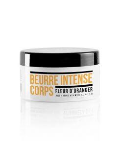 beurre corps fleur oranger Théophile Berthon
