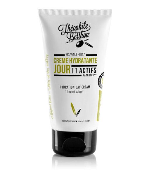 Crème hydratante anti-âge de jour Théophile Berthon