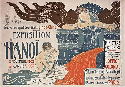 exposition hanoi 1902