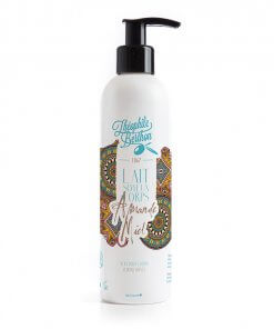 Silky body lotion. Enriched with 7 natural active ingredients such as organic almond oil. Almond Honey.