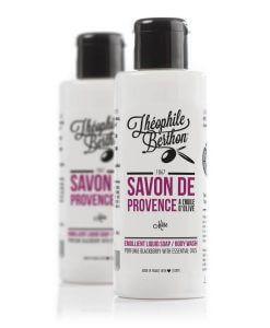 Duo savons de Provence corporels naturels et doux