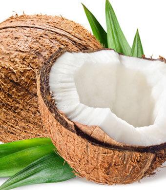 Huile de coco pour une peau douce au naturel