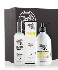 Fresh and tonic Verbena citrus gift boxThéophile Berthon