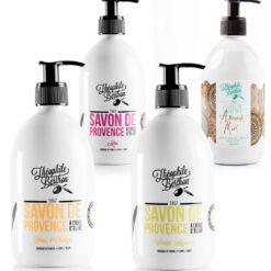 se laver tout en douceur avec les savons de Provence Théophile Berthon
