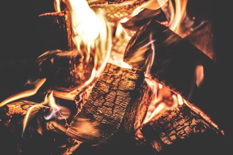 Savon noir ménager cheminée Théophile Berthon