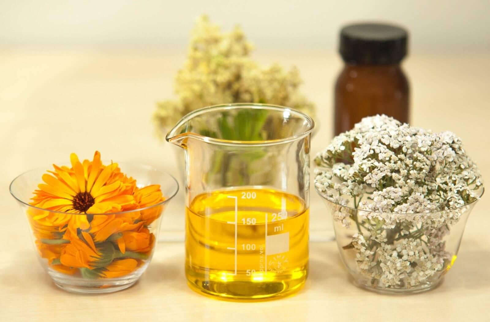 Les huiles végétales dans les cosmétiques naturels et bio