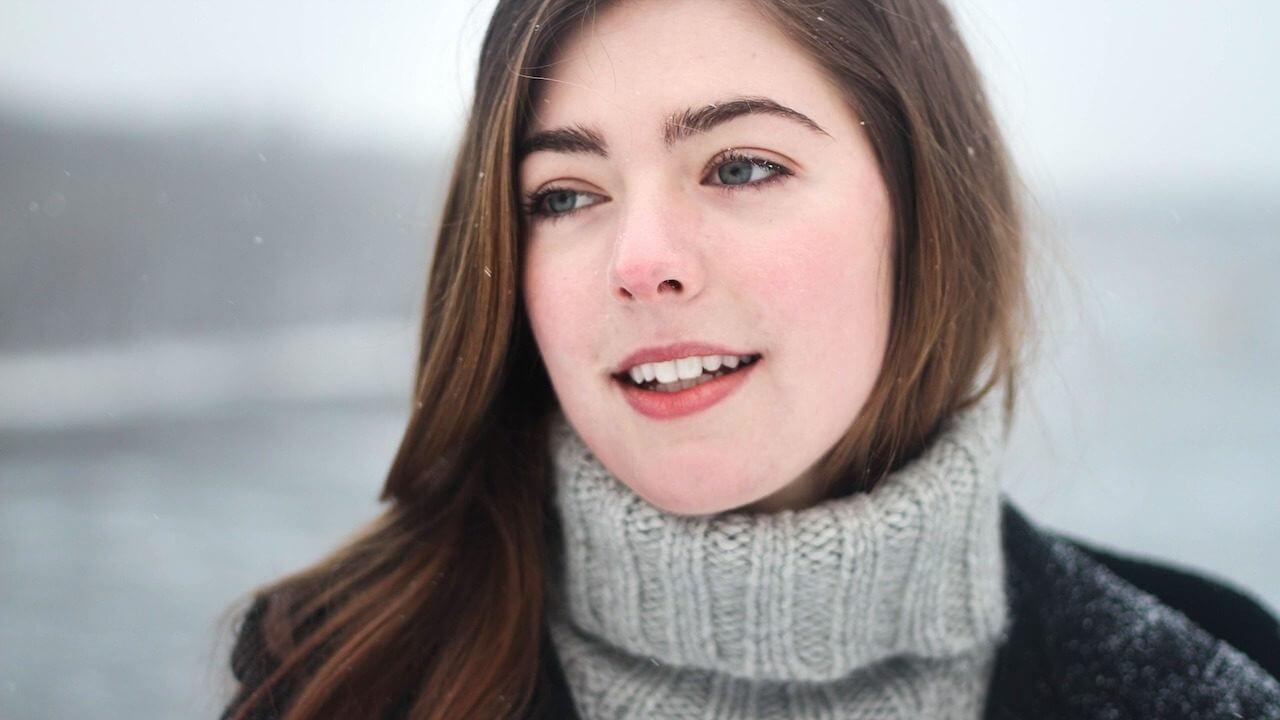 Une peau lumineuse en hiver