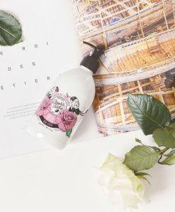 Savon de Provence senteur rose-litchi Théophile Berthon