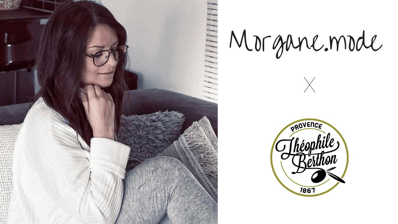 Interview de l'influenceuse Morgane.mode