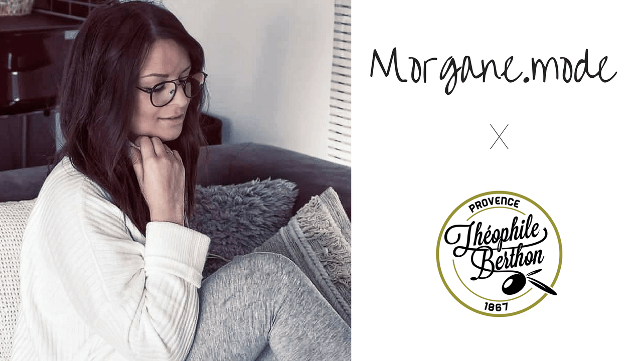 Interview de l'influenceuse Morgane.mode