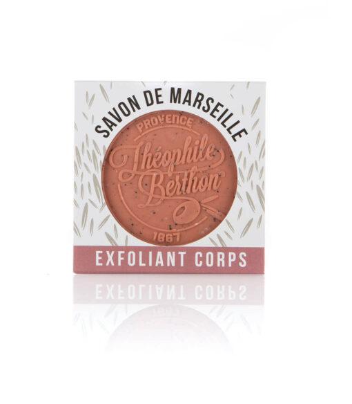 Scrub Marseille soap bars. The square. 1.76 OZ