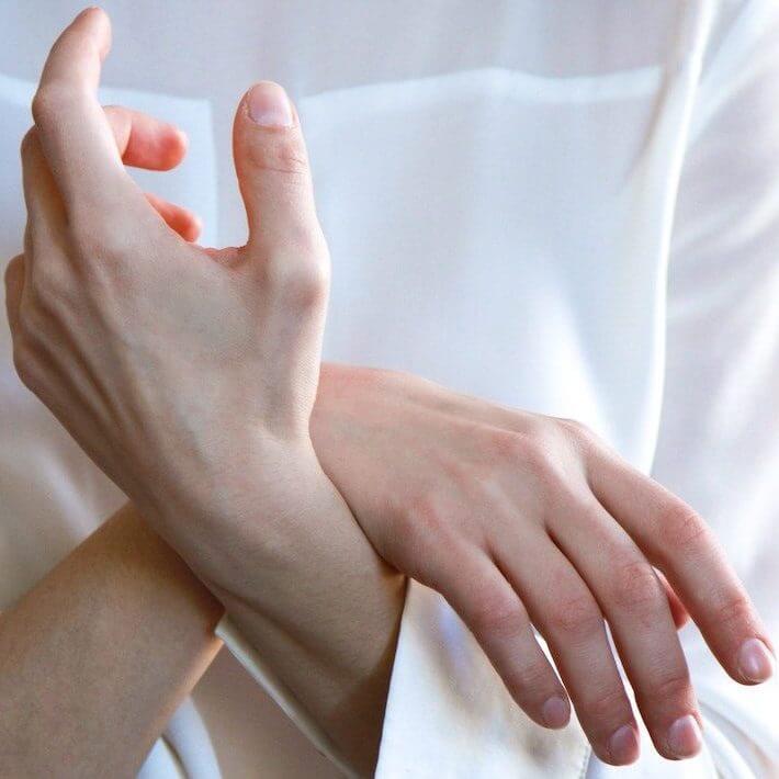 Irritations des peaux sensibles
